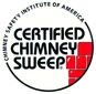 seal of certification from the Chimney Sweep Institute of America
